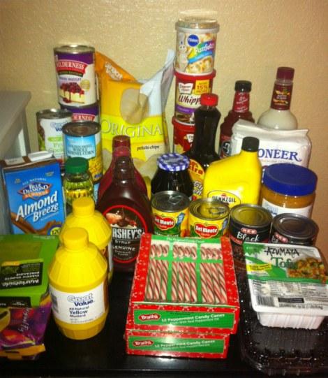 sploshing supplies